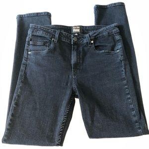 Paige Jeans x Rosie HW Skinny Jeans